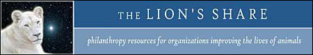 The Lion's Share blog